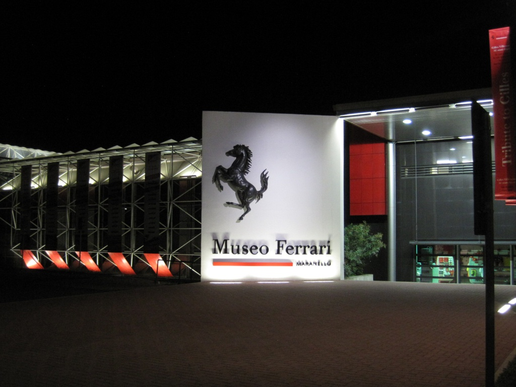 Maranello (Modena) is the home of the Ferrari factory, test track and museum. Not just for petrolheads, the area is worth a visit for the stunning squares and variety of local foods.