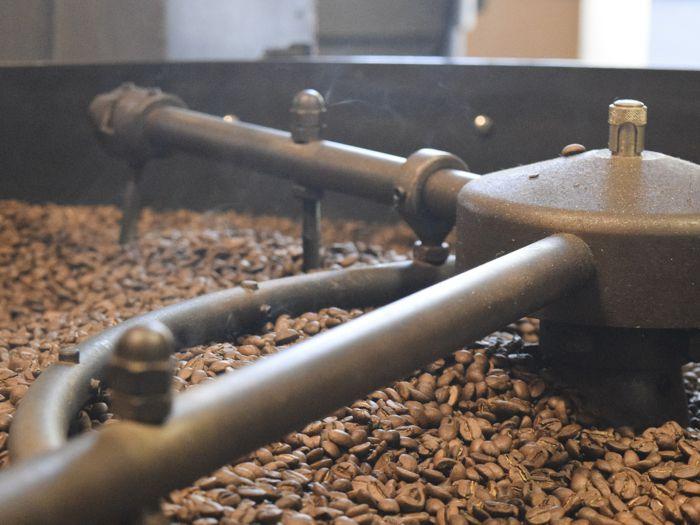 Tostatura caffe