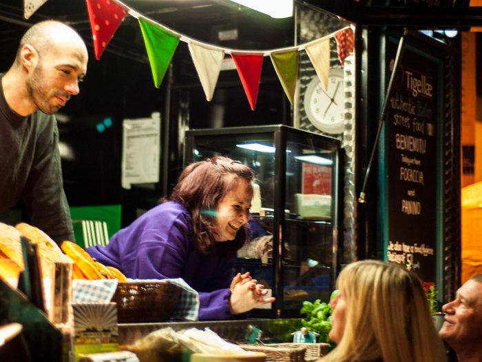 Urban Food Fest Nigel Lorraine