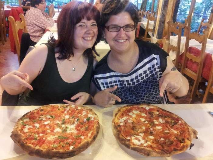 Laura Mariangela pizza