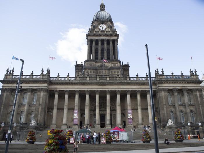 Leeds Town Hall Moretti
