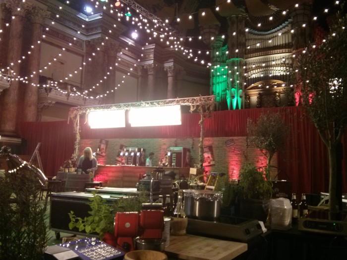 Moretti Leeds setup