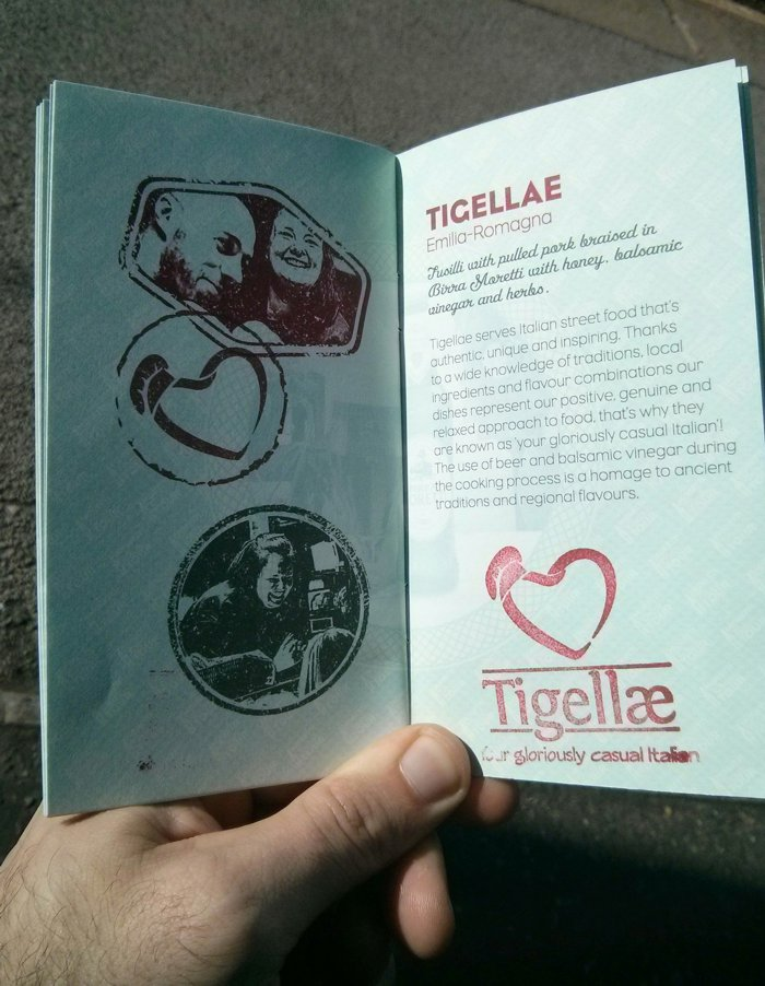 Tigellae passport Moretti