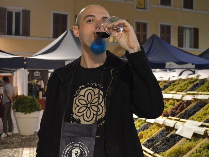Festa uva Giordano