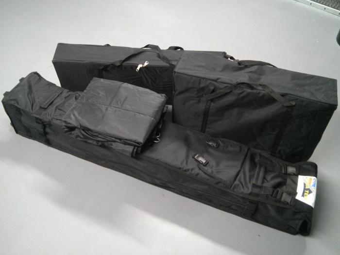 Foldable Vanstaurant bags