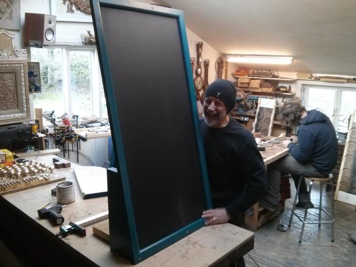 Rob board workshop