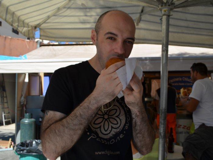 Chiluzzo Giordano arancina