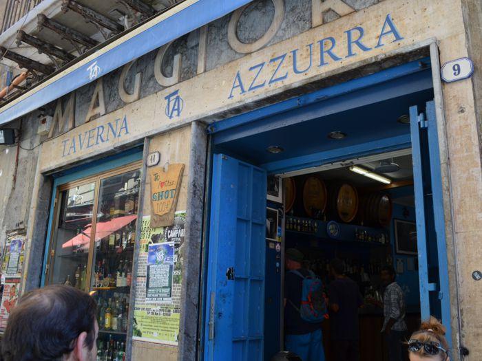 Vucciria Taverna Azzurra