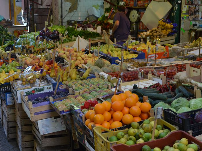 Vucciria fruit stall